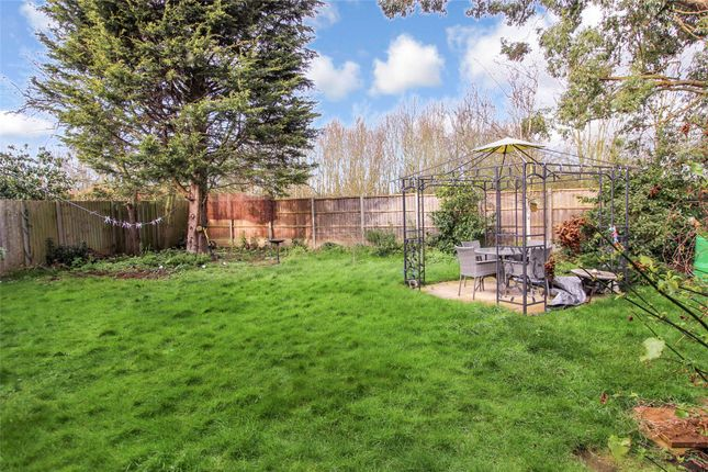 Rear Garden of Crane Street, Brampton, Huntingdon, Cambridgeshire PE28