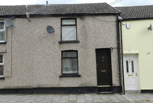 Thumbnail Terraced house for sale in 6 Wind Street, Ynyshir
