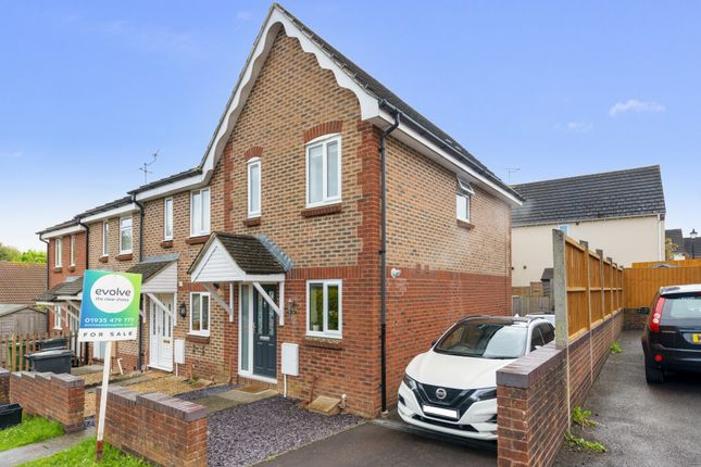 2 bed end terrace house for sale in West Coombe, Yeovil BA21