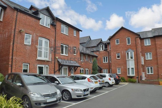 Thumbnail Flat for sale in Burgess Court, Ludlow