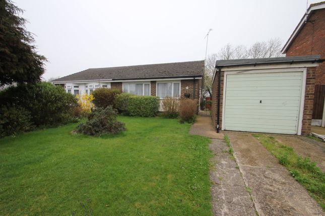 Thumbnail Semi-detached bungalow for sale in Rectory Avenue, Ashingdon, Rochford