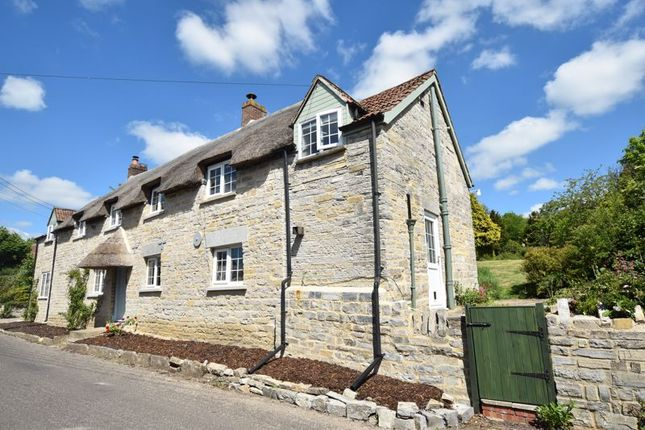 Thumbnail Cottage for sale in Wearne, Langport