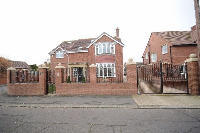 Thumbnail Detached house for sale in Dene House Road, Seaham