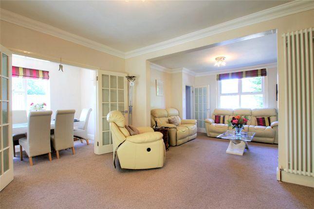Thumbnail Semi-detached house for sale in Croydon Road, Keston