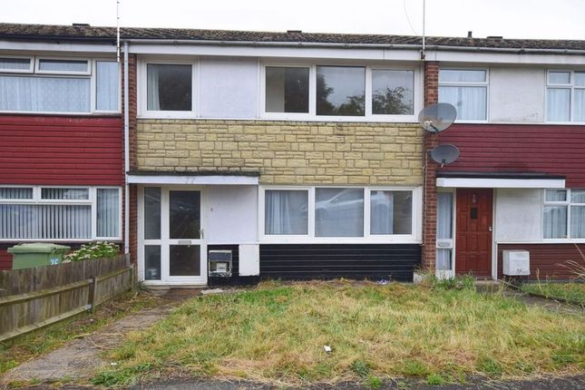 Terraced house for sale in Westminster Drive, Bletchley, Milton Keynes