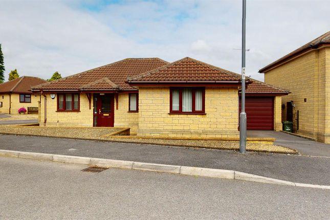 Thumbnail Detached bungalow for sale in The Mead, Paulton, Bristol