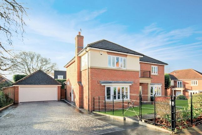 Detached house for sale in Harding Grove, Stone