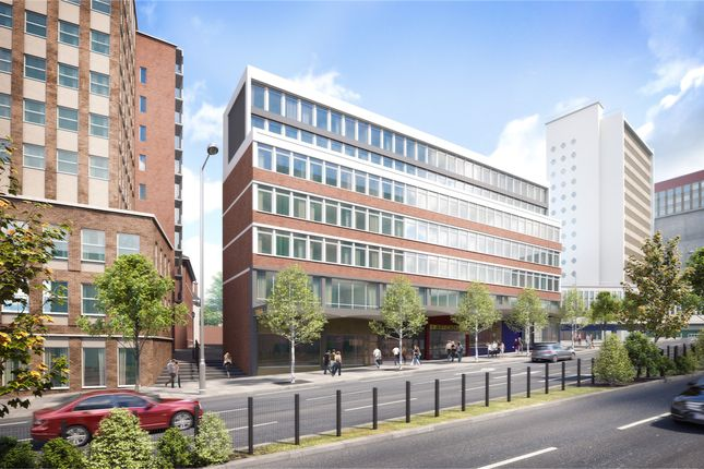 Studio for sale in Maid Marian Way, Nottingham