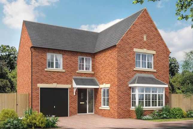 Thumbnail Detached house for sale in Pine Walk, Stokesley Road, Guisborough