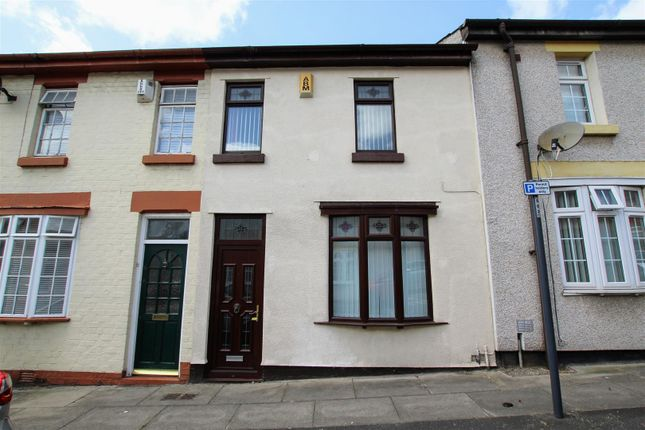 Terraced house for sale in Chester Street, Prescot