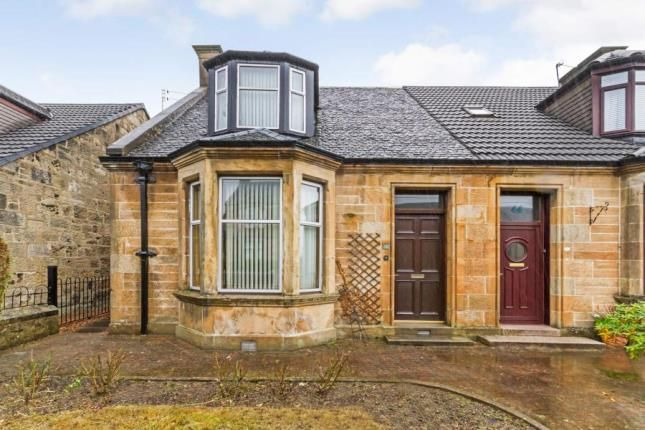 Thumbnail Semi-detached house for sale in Victoria Street, Larkhall, South Lanarkshire
