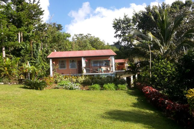 Thumbnail Country house for sale in Two Bedroom Property In Cochrane, Cochrane, Dominica