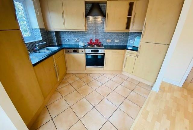 Thumbnail Flat for sale in Derby Court, Bury