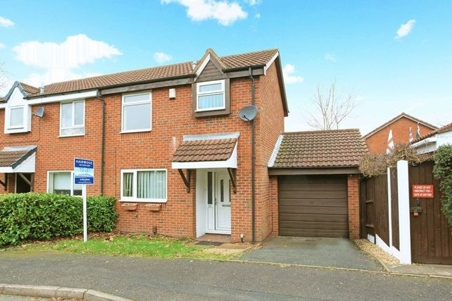 Thumbnail Semi-detached house to rent in 20 Dinchope Drive, Hollinswood, Telford