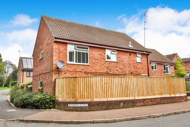 Thumbnail Flat for sale in Rosebay Close, Old Catton, Norwich