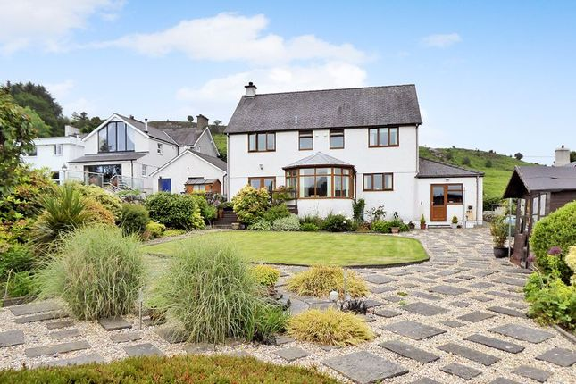 Thumbnail Detached house for sale in Godre'r Parc, Sling, Tregarth, Bangor
