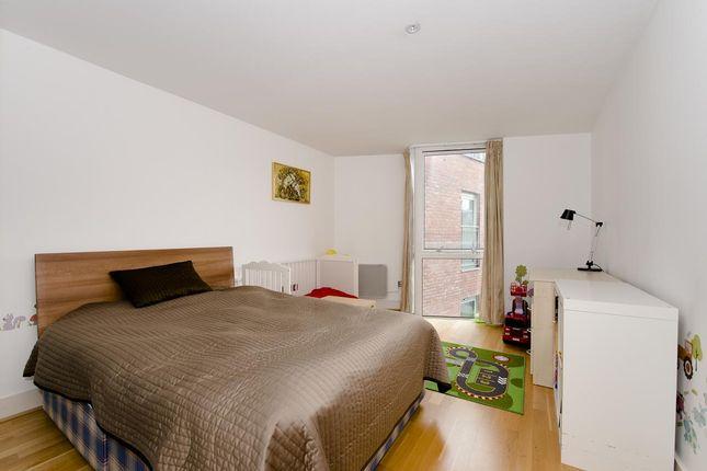 Bedroom of Crystal Wharf, 36 Graham Street, Islington, London N1