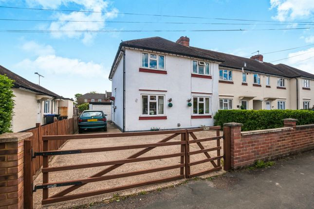 Thumbnail End terrace house for sale in Tockley Road, Burnham, Slough