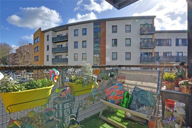 Balcony of Norman Road, Greenwich, London SE10