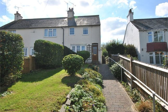 Thumbnail End terrace house for sale in Wrestwood Road, Bexhill-On-Sea, East Sussex