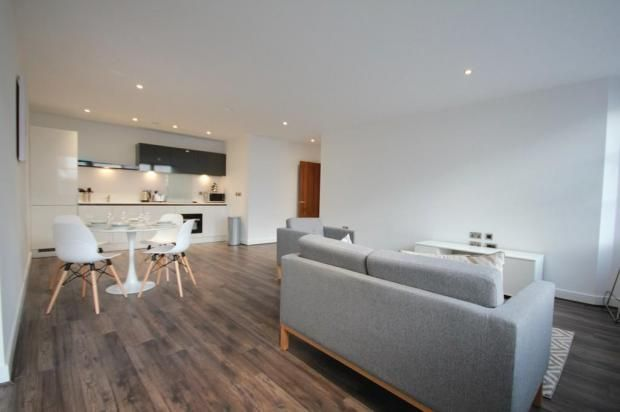 Thumbnail 2 bed flat to rent in Holliday Street, Birmingham, West Midlands