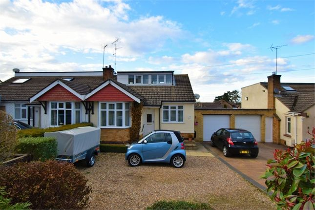 Semi-detached bungalow for sale in Boughton Road, Moulton, Northampton