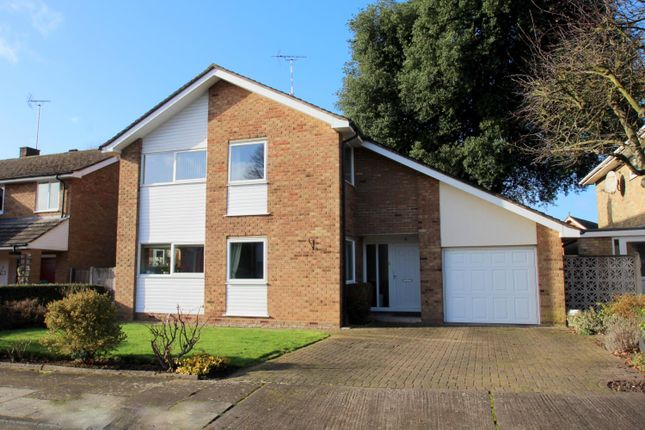 Thumbnail Detached house for sale in Achnacone Drive, Braiswick, Close To Station