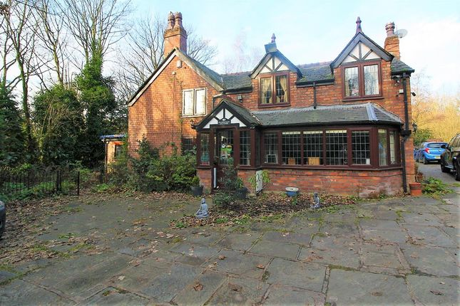 Thumbnail Cottage for sale in Rainsough Hill Cottage, Rainsough Hill, Prestwich