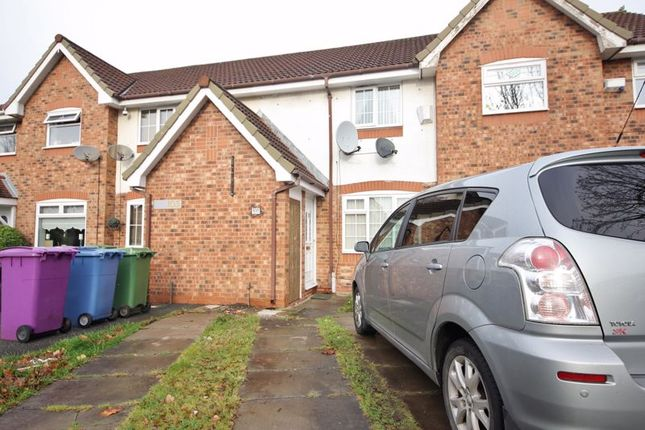 Thumbnail Terraced house for sale in Capricorn Crescent, Knotty Ash, Liverpool