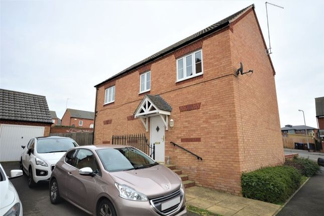 Thumbnail Flat to rent in South Meadow Close, Northampton