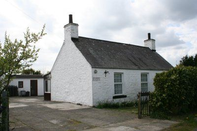 Thumbnail Cottage for sale in West Drummoddie Cottage, Near Port William And Whauphill