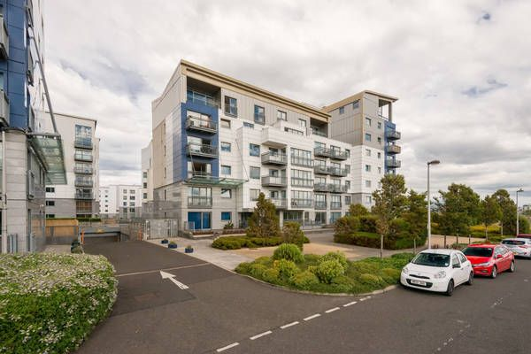 Thumbnail 2 bed flat to rent in Western Harbour Terrace, Leith, Edinburgh