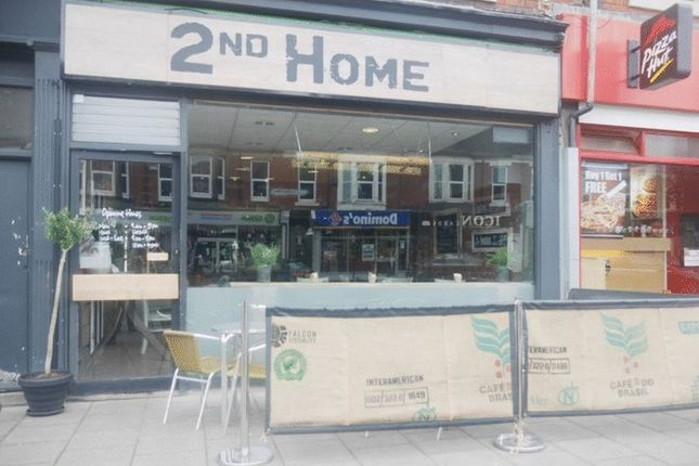 Commercial property for sale in 2nd Home, 251 Chillingham Road, Heaton
