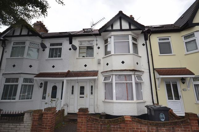 Thumbnail Terraced house for sale in Peterborough Road, London