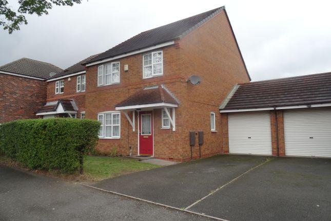 Thumbnail Detached house to rent in Osprey Road, Erdington