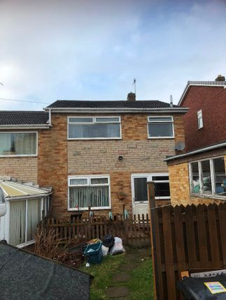 Thumbnail Semi-detached house for sale in Willow Close, Brinsworth, Rotherham