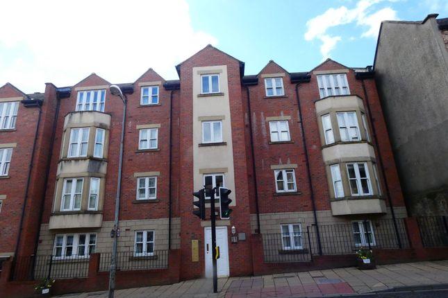 2 bed flat for sale in Battle Hill, Hexham NE46