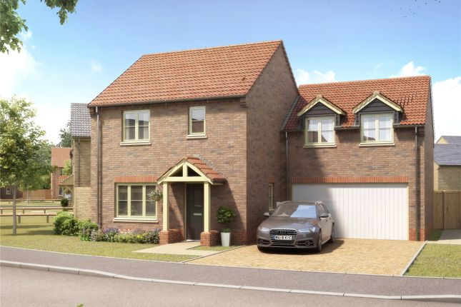 3 bed detached house for sale in Plot 52 Yew, Wignals Wood, 28 Redwood Close PE12