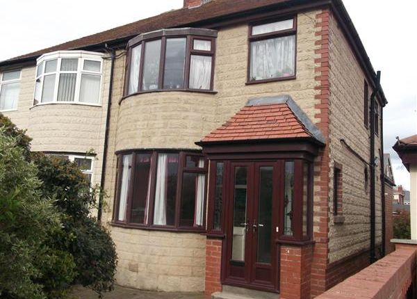 Thumbnail Flat to rent in Squires Gate Lane, Blackpool