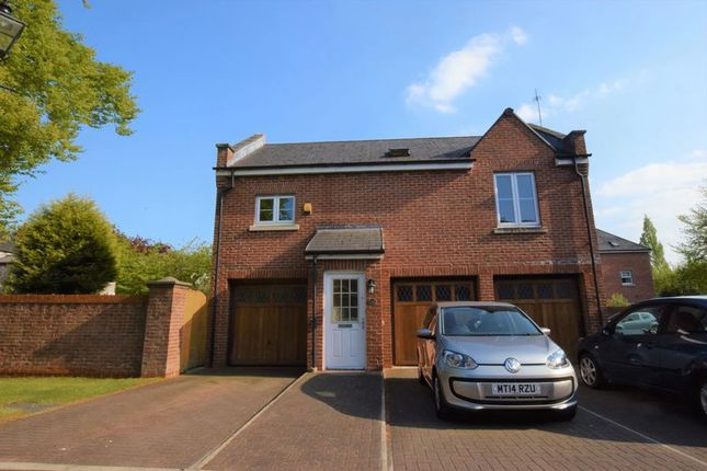 Thumbnail Flat to rent in Swinhoe Place, Culcheth, Warrington