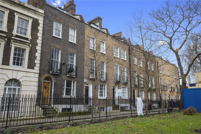 Thumbnail Terraced house for sale in Paradise Row, Bethnal Green