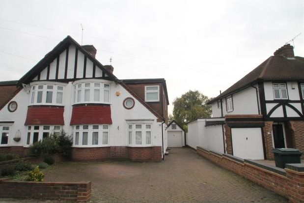 Thumbnail Property to rent in Nightingale Road, Petts Wood
