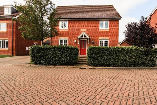 Thumbnail Detached house for sale in Teal Avenue, Soham, Ely