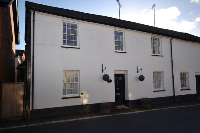 Thumbnail Terraced house to rent in Fore Street, Otterton, Budleigh Salterton, Devon