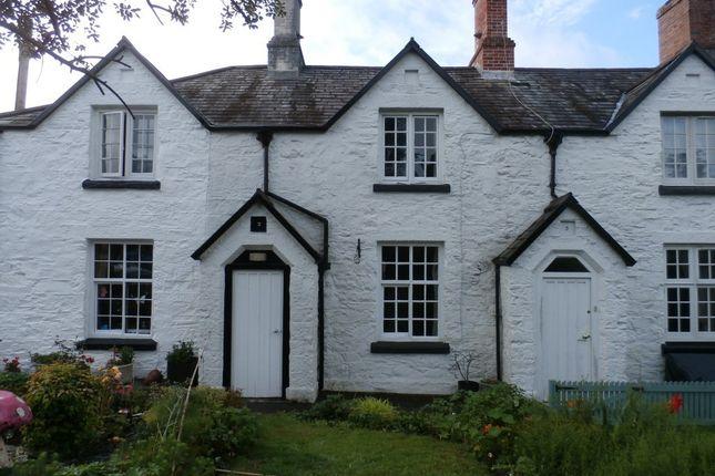 Thumbnail Terraced house to rent in Tavistock