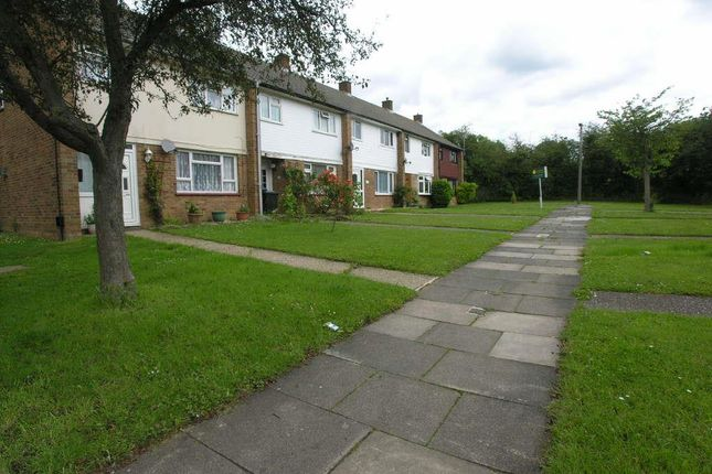 Thumbnail Terraced house to rent in Nicholls Field, Harlow