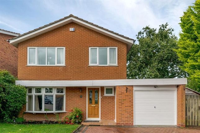 Thumbnail Detached house for sale in Barcheston Road, Knowle, Solihull