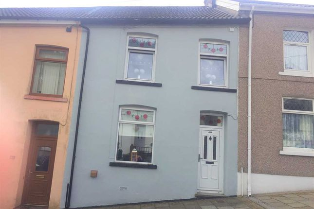Thumbnail Terraced house for sale in Brynhyfryd Street, Clydach, Tonypandy