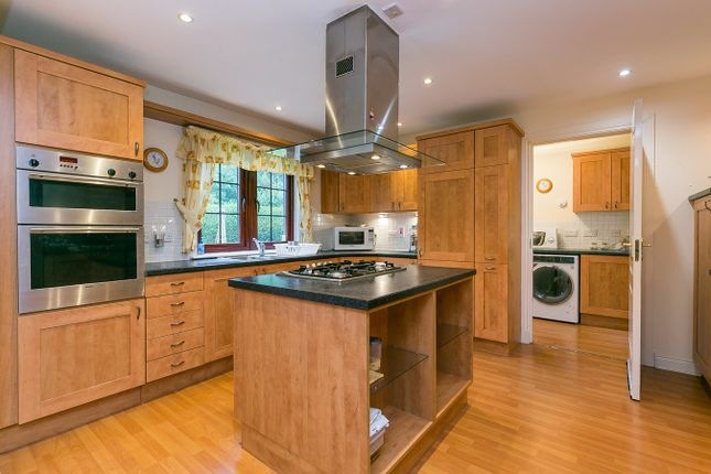 Thumbnail Detached house for sale in Dreghorn Link, Colinton, Edinburgh