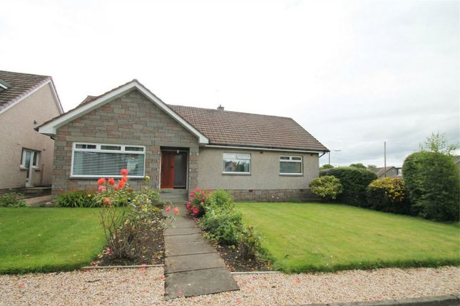 Thumbnail Detached bungalow for sale in Muirfield Drive, Uphall, Broxburn, West Lothian